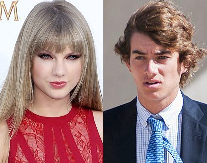 Foto: Taylor Swift and Conor Kennedy Visit His Mom's Grave in Cape Cod
