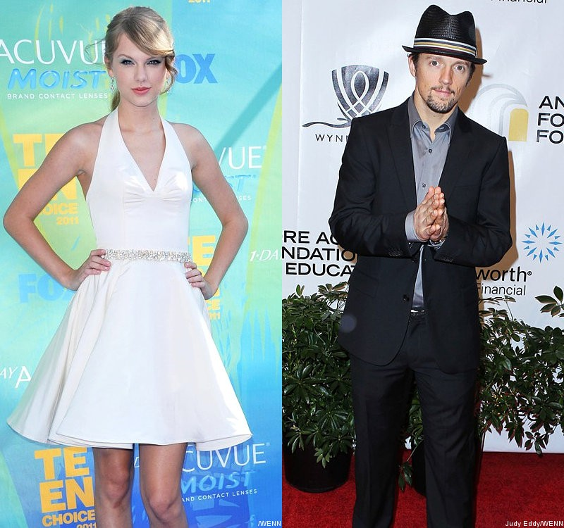 Video: Taylor Swift and Jason Mraz Do 'I'm Yours' Duet