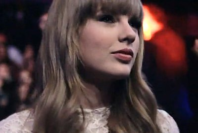 Taylor Swift Appears in First Grammy Promo