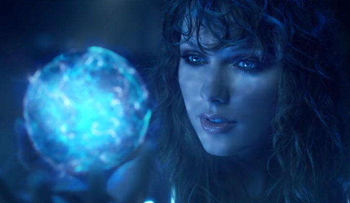 Taylor Swift Is a Nude Cyborg in Teaser for  '...Ready for It?' Sci-Fi Music Video