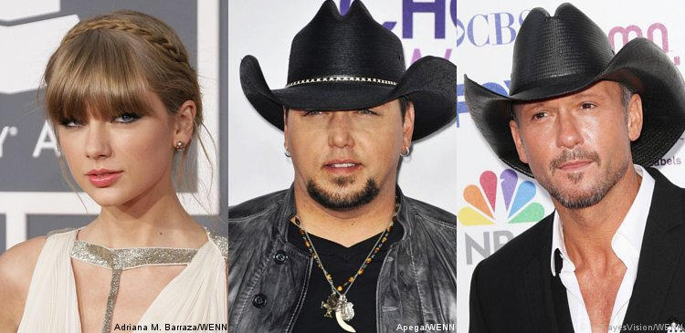 Taylor Swift, Jason Aldean and More to Salute Tim McGraw