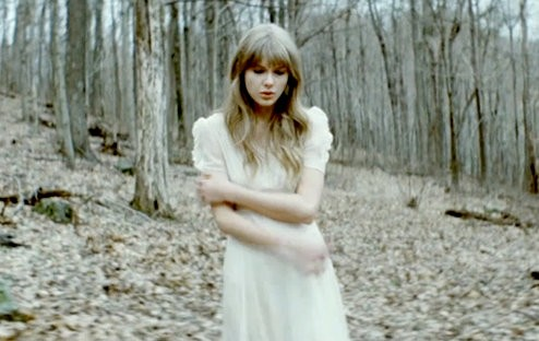 Taylor Swift Takes Lonely Stroll in 'Safe and Sound' Video From 'Hunger Games'