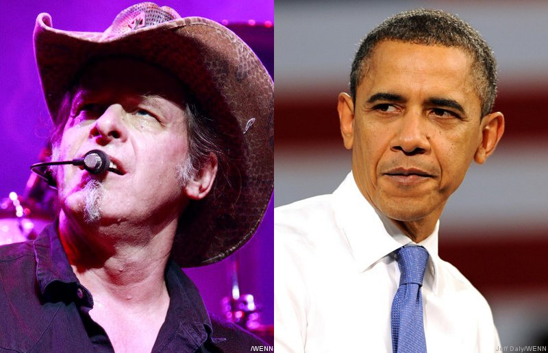 Ted Nugent Promises to Be Polite and Supportive During Secret Service Meeting