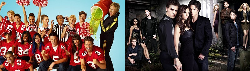 2011 Teen Choice Awards: 'Glee', 'Vampire Diaries' Win Big in TV Categories