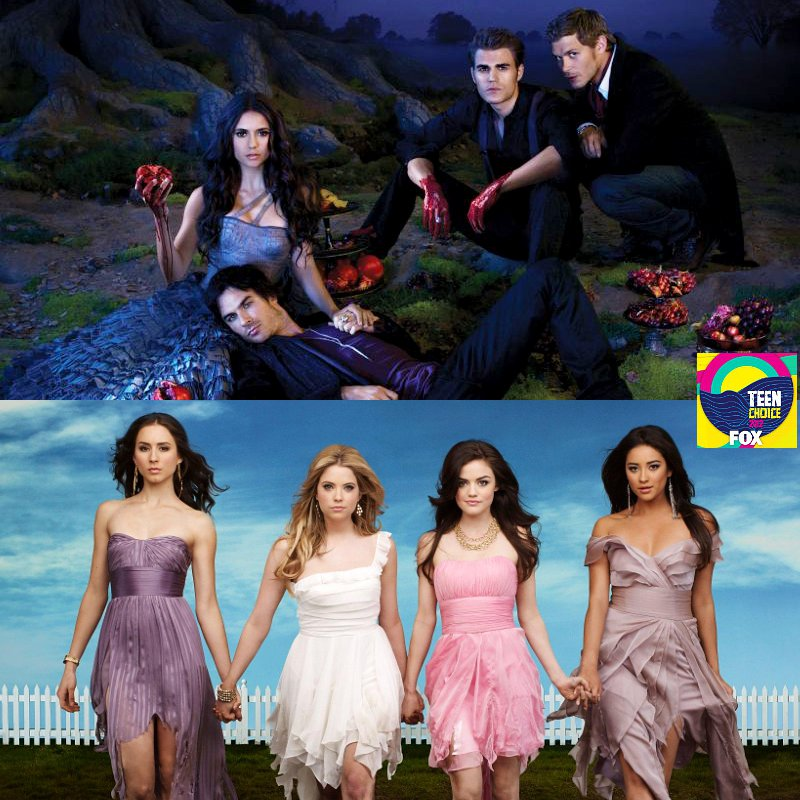 Teen Choice Awards 2012: 'Vampire Diaries' and 'Pretty Little Liars' Dominate TV Winner List