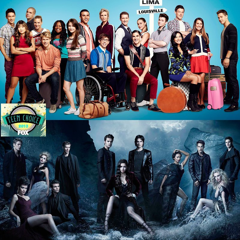 Teen Choice Awards 2013: 'Glee' and 'Vampire Diaries' Add More in Second Wave of TV Nominations