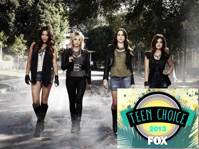 Teen Choice Awards 2013: 'Pretty Little Liars' Adds Three in Final Wave of TV Nominations