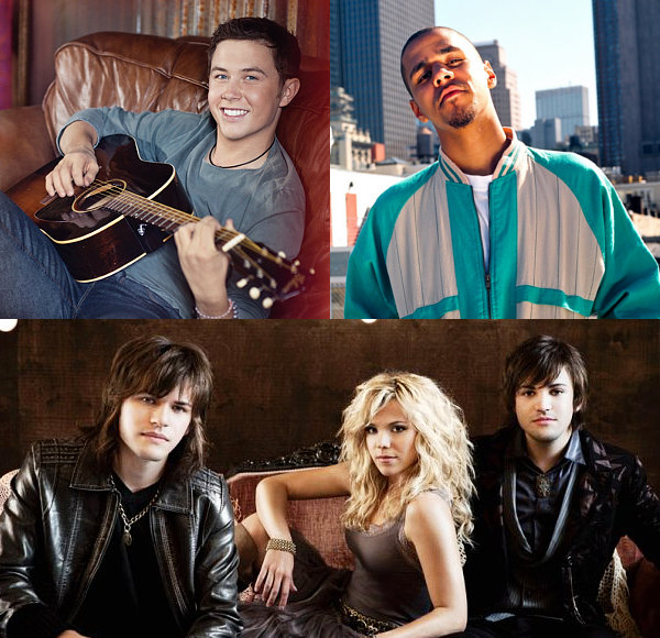 10 Hottest New Music Acts of 2011