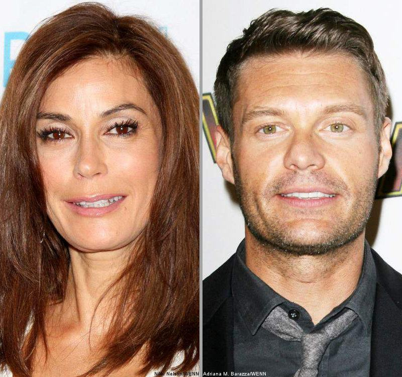 Teri Hatcher: 'I Went on a Date With 'American Idol' Host Ryan Seacrest'