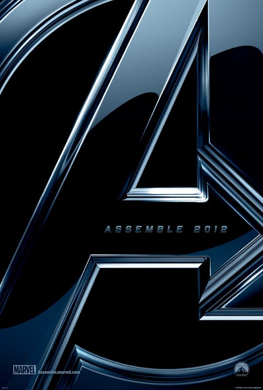 'The Avengers' Gets First Teaser Poster