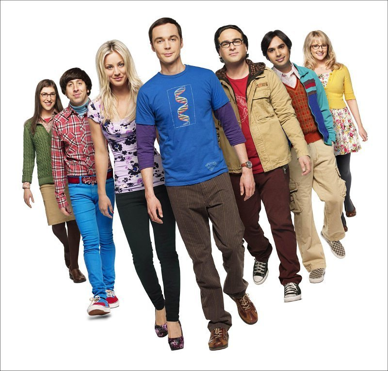 'The Big Bang Theory' Renewed for Three More Seasons by CBS