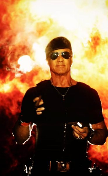 'The Expendables 3' Gets Fiery Motion Poster