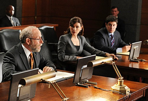 'The Good Wife' 3.13 Preview: Defending Another Lawyer