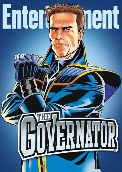 'The Governator' on Hold Due to Arnold Schwarzenegger's Personal Issues