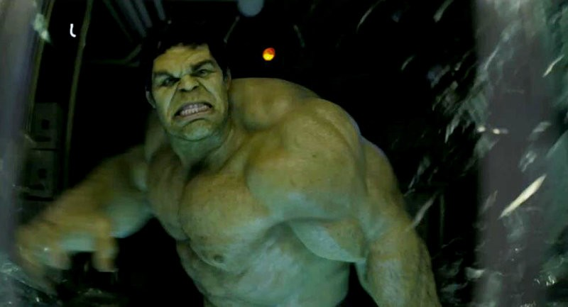 The Hulk Unleashes His Fearsome Anger in Brand New 'Avengers' Photo