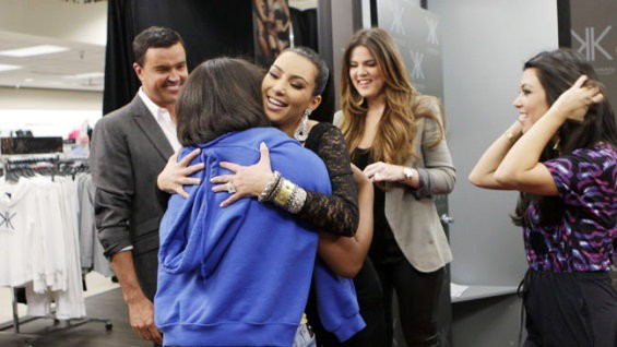 The Kardashians Surprise Bully Victim's Family in 'Extreme Makeover' Previews