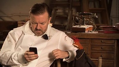 First Video From 'The Muppets... Again!': Ricky Gervais' Awkward Moment With Pepe