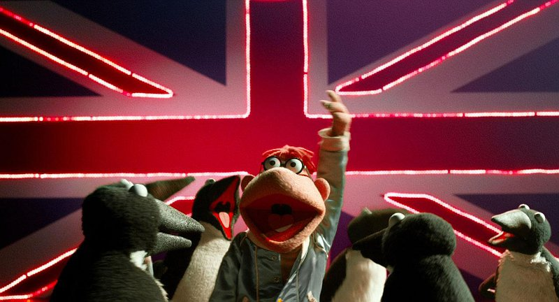 The Muppets Get Moves Like Jagger in 'Muppets Most Wanted' Teaser