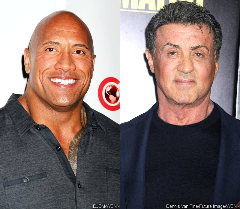 The Rock in Talks for 'Janson Directive', Sylvester Stallone Up for 'Scarpa'