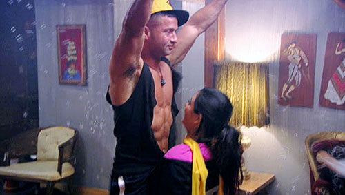 'Jersey Shore' Star The Situation Was a Stripper at 22, Reveals His Alter Ego