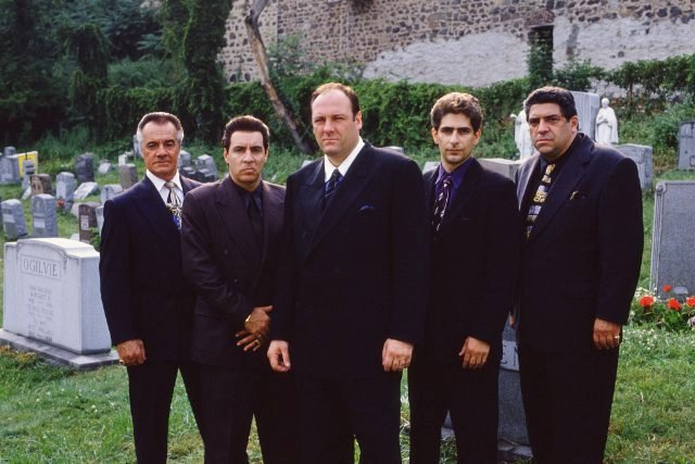 'The Sopranos' Tops WGA's List of Best Written TV Series of All Time