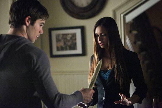 'The Vampire Diaries' 4.11 Preview: Jeremy Risks His Life to Save Matt
