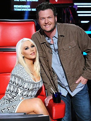 'The Voice': Christina Aguilera and Blake Shelton Make Surprising Eliminations