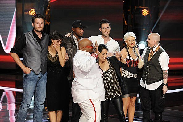 'The Voice' Final Performance Recap: Coaches Sing Tribute to Finalists