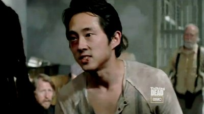 'The Walking Dead' 3.10 Sneak Peeks: Glenn Wants to Take Out the Governor