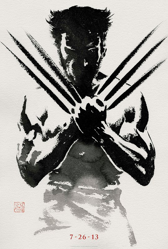'The Wolverine' Reveals Vintage Teaser Poster While Throwing Live Chat Event