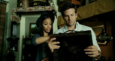 New 'The Words' Clip Sees Bradley Cooper and Zoe Saldana's Date at Antique Shop