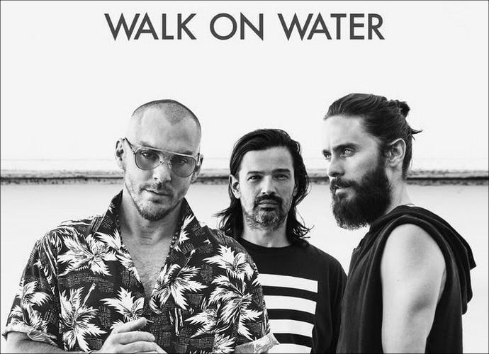 Listen: 30 Seconds to Mars Returns With New Single 'Walk on Water'