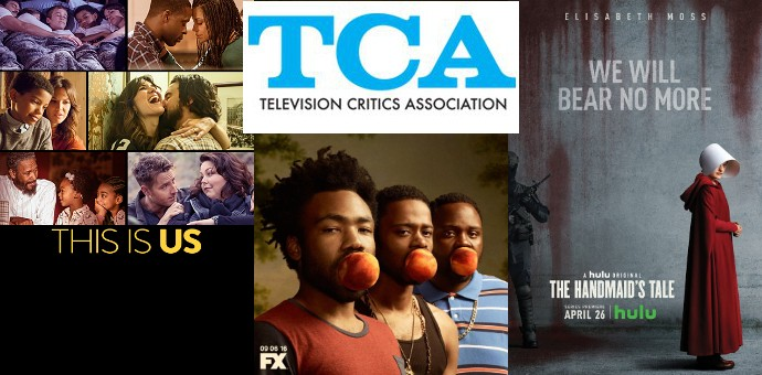 'This Is Us', 'Atlanta' and 'Handmaid's Tale' Top Nominations for 2017 TCA Awards