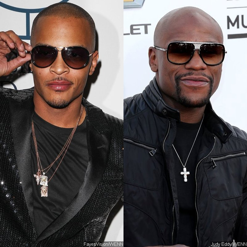 T.I. and Floyd Mayweather, Jr. Involved in Brawl in Las Vegas