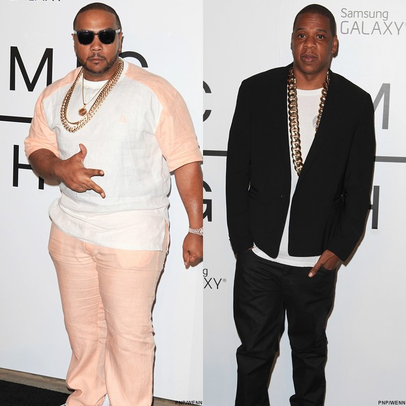 Timbaland Will Join Jay-Z for the European Leg of Magna Carta World Tour