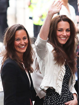 TIME's 2012 Influential People List Includes Kate and Pippa Middleton