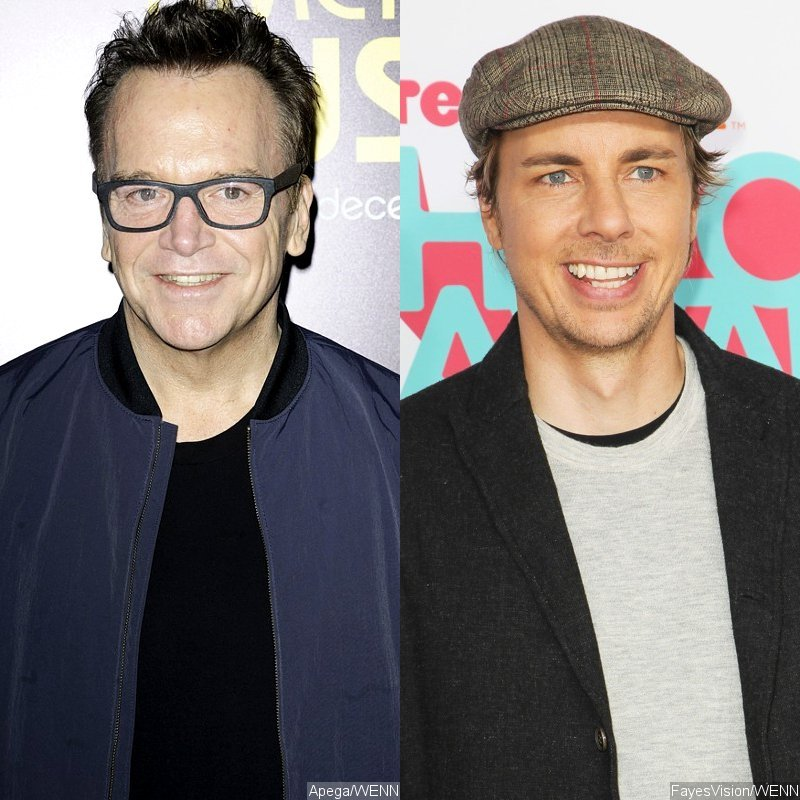 Tom Arnold Says Dax Shepard Offered to Be His Sperm Donor