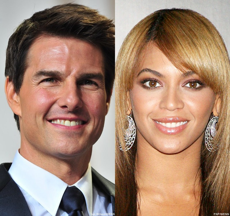 Tom Cruise Could Be Beyonce Knowles' Leading Man in 'A Star Is Born'