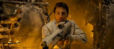 Tom Cruise Fights to Stay on Earth in New 'Oblivion' Trailer