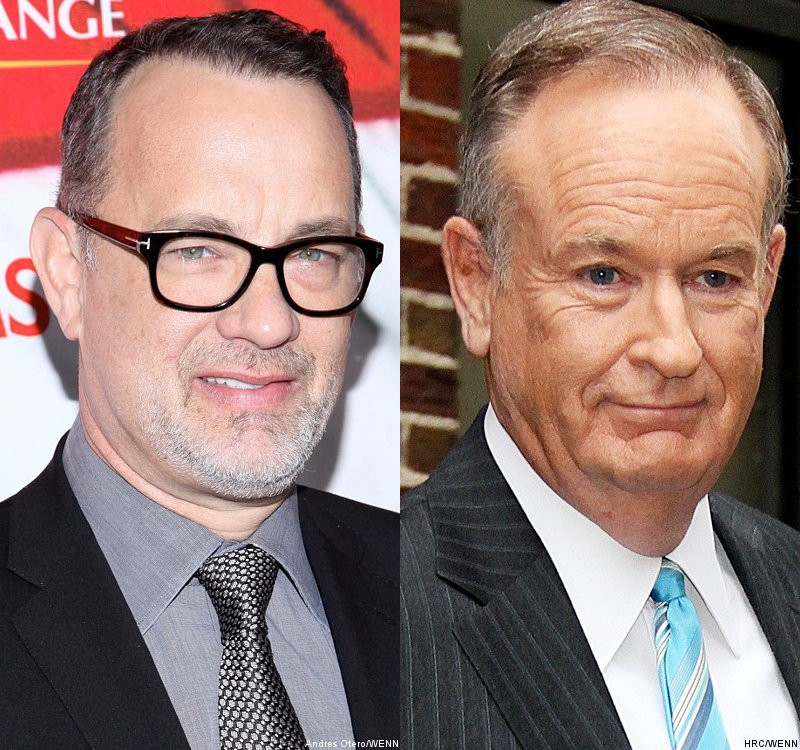 Tom Hanks Extends Apology to Bill O'Reilly Amid Blackface Skit Controversy