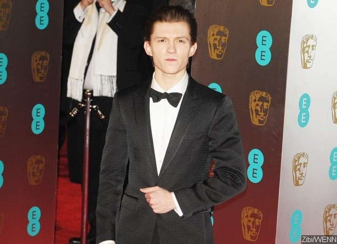 Tom Holland Lands Lead Role in Video Game Adaptation 'Uncharted'