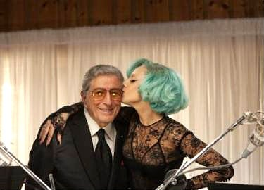 Video Premiere: Tony Bennett Dances With Lady GaGa in 'Lady Is a Tramp'