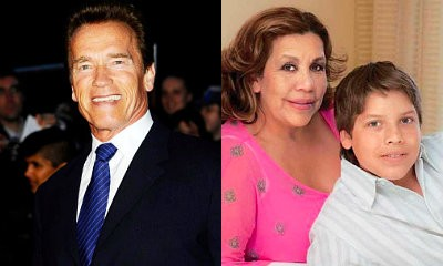Arnold Schwarzenegger admitted to have a son with his housekeeper