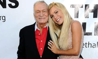 Crystal Harris got cold feet five days before set to marry Hugh Hefner
