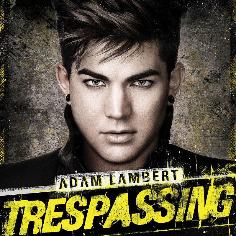 Tracklisting for Adam Lambert's 'Trespassing' Revealed