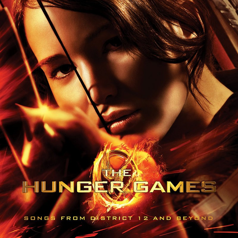 Tracklisting for 'The Hunger Games' Soundtrack Album Unveiled