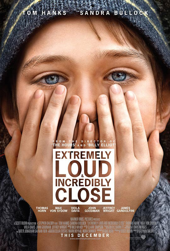 First Trailer for 'Extremely Loud and Incredibly Close'