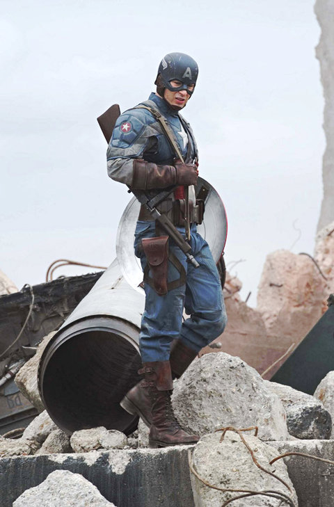 Trailer Preview and New Sneak Peek for 'Captain America: The First Avenger'