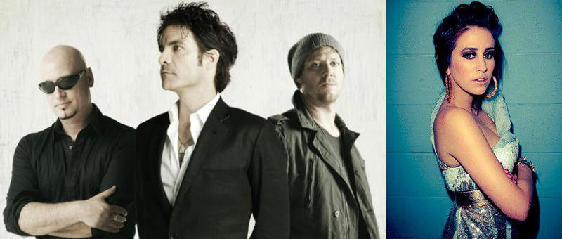 New Videos: Train's 'Drive By' and Dev's 'In My Trunk'