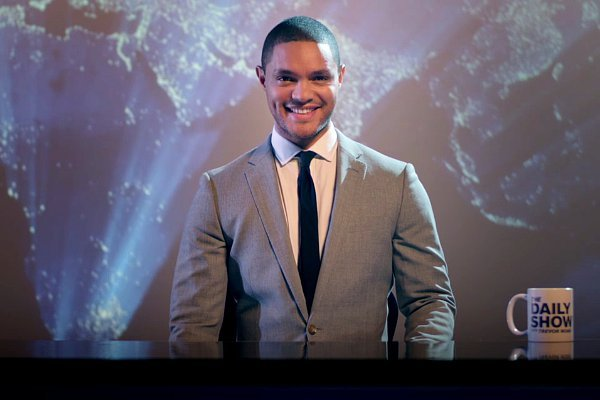 Trevor Noah Adjusts His Seat in New 'Daily Show' Trailer